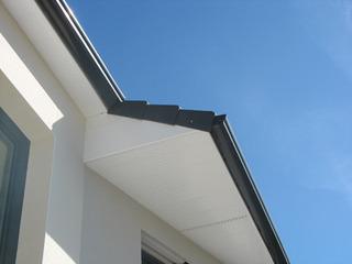 Habillage bandeau de toit