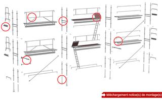 mat riauth que office des prix du b timent. Black Bedroom Furniture Sets. Home Design Ideas