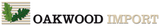 Logo OAKWOOD - IMPORT